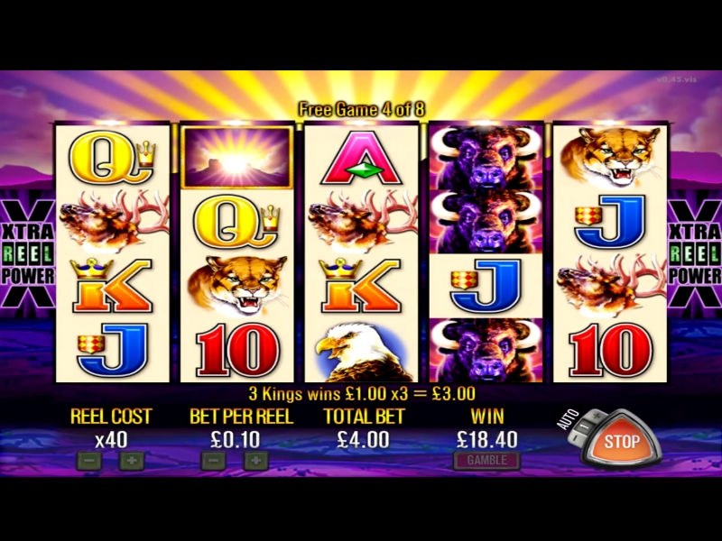 Blazin Buffalo Slot Machine - Play the Online Slot for Free