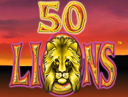 50-lions-slot-logo